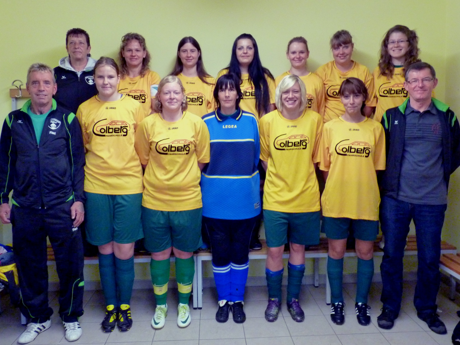 Frauenteam 2011_12